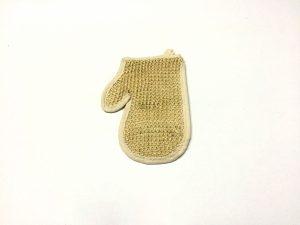 Code: 0045 Sisal finger glove